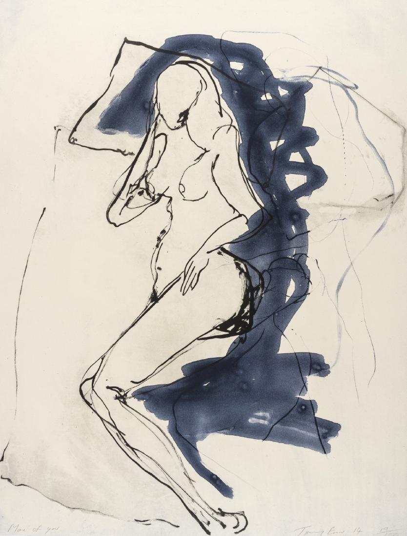 δ Tracey Emin (b.1963)  More of you