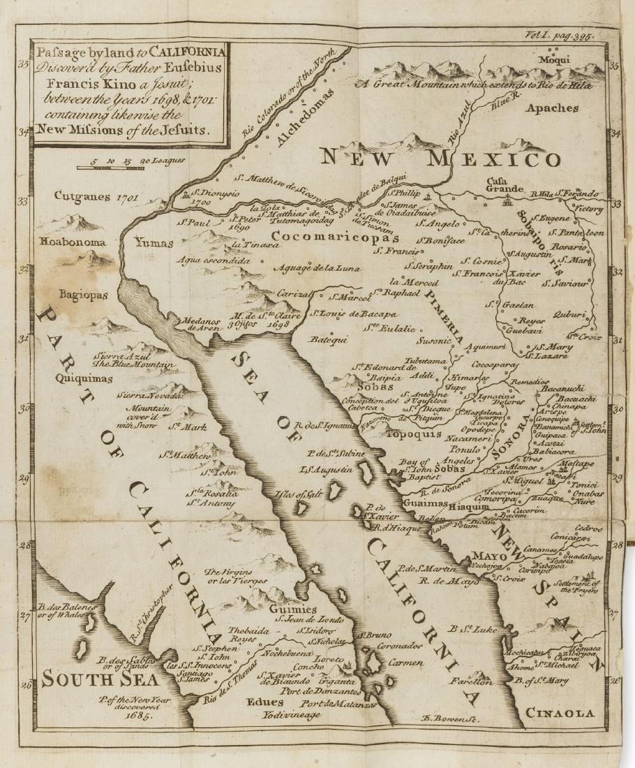 America.- Lockman (John) Travels of the Jesuits, 2