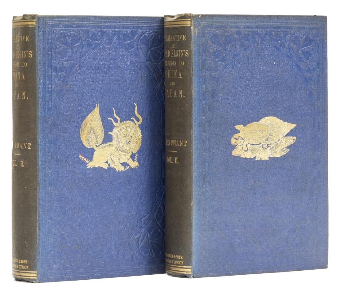 China.- Oliphant (Laurence) Narrative of the Earl of