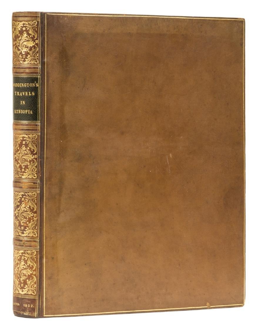 Egypt.- Waddington (George) and Rev. Barnard Hanbury.,