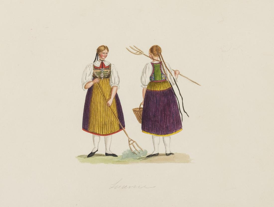 Europe.- School (c.1820-1830) (English).
