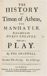 17th century Tragedies.- Corneille (Pierre) Heraclius,