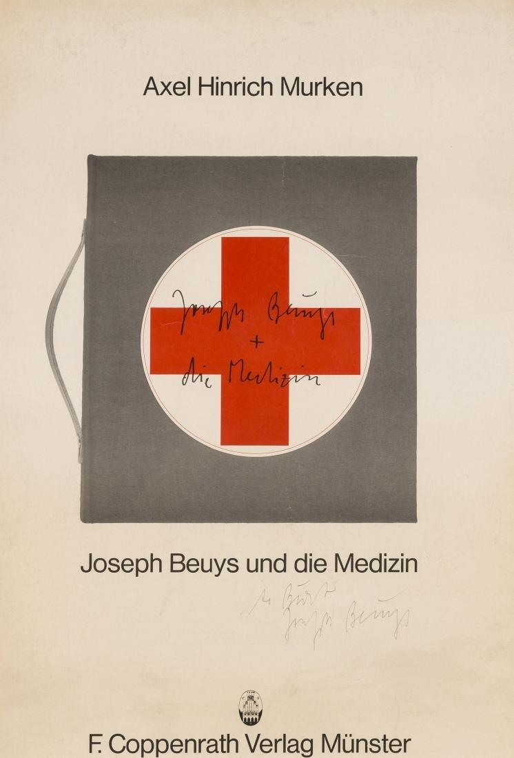 δ Joseph Beuys (1921-1986)  Axel Hinrich Murken.