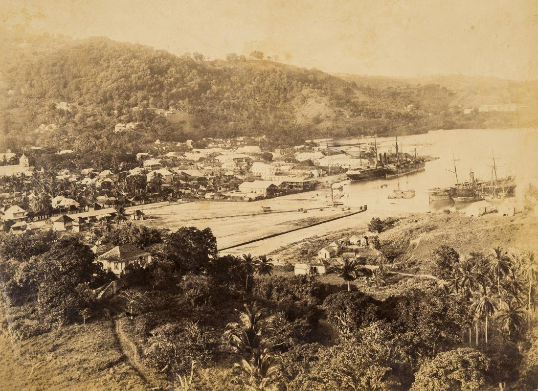 West Indies.- Valentine and Sons (James) Port Castries,