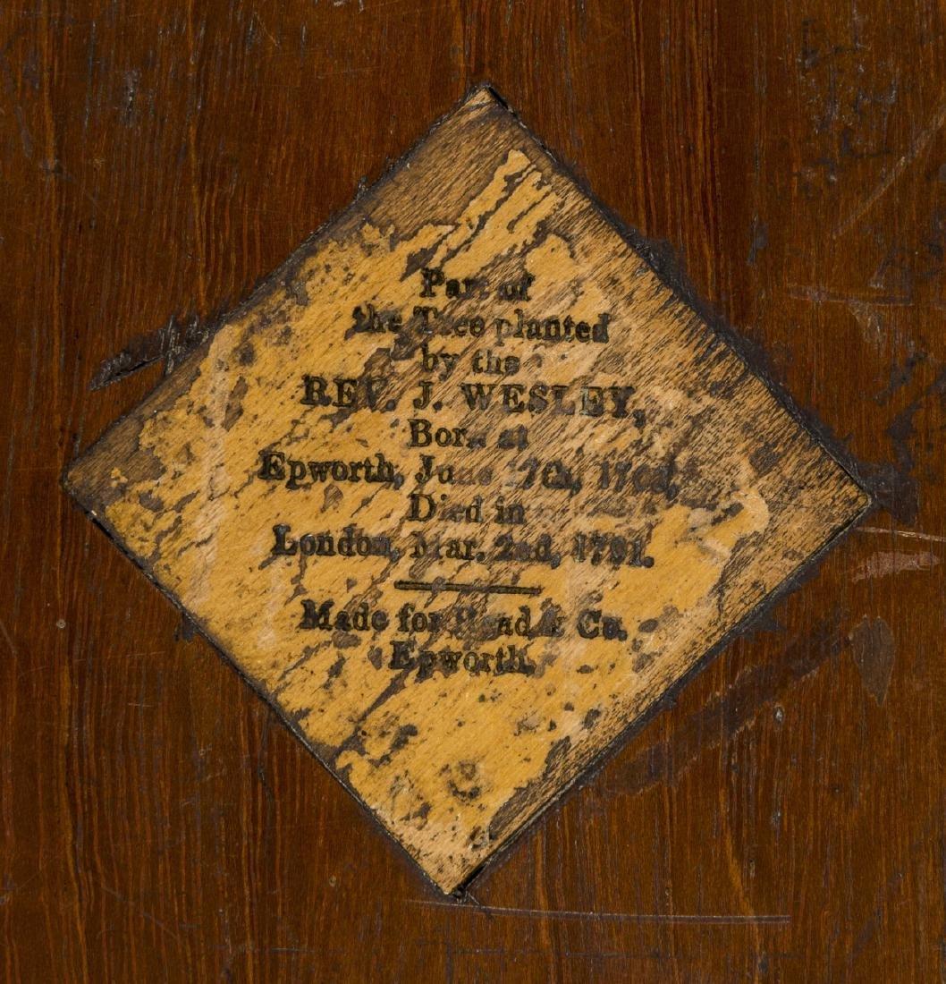Wesley (John) Autograph Letter signed, 1782. - 2