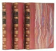 Hardy Thomas Tess of the dUrbervilles 3 vol first