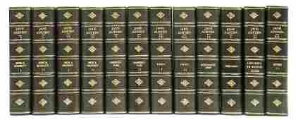 Austen Jane The Novels 12 vol Winchester