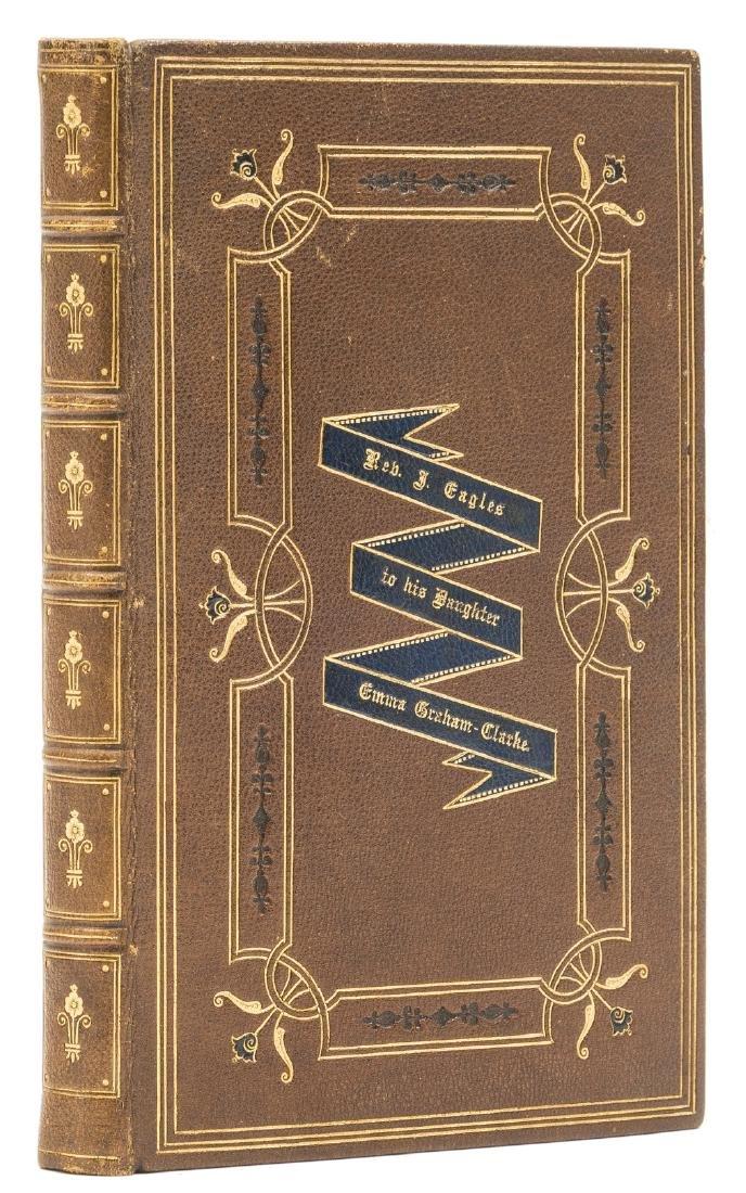 Victorian Poet.- Eagles (John) Volume of Poems,