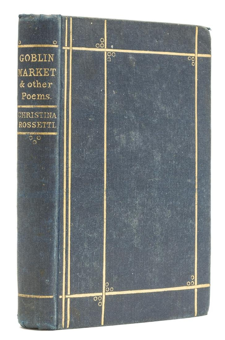Rossetti (Christina) Goblin Market and other Poems,
