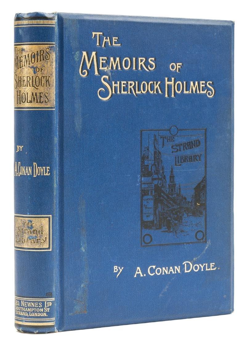 Doyle  (Sir Arthur Conan) The Memoirs of Sherlock