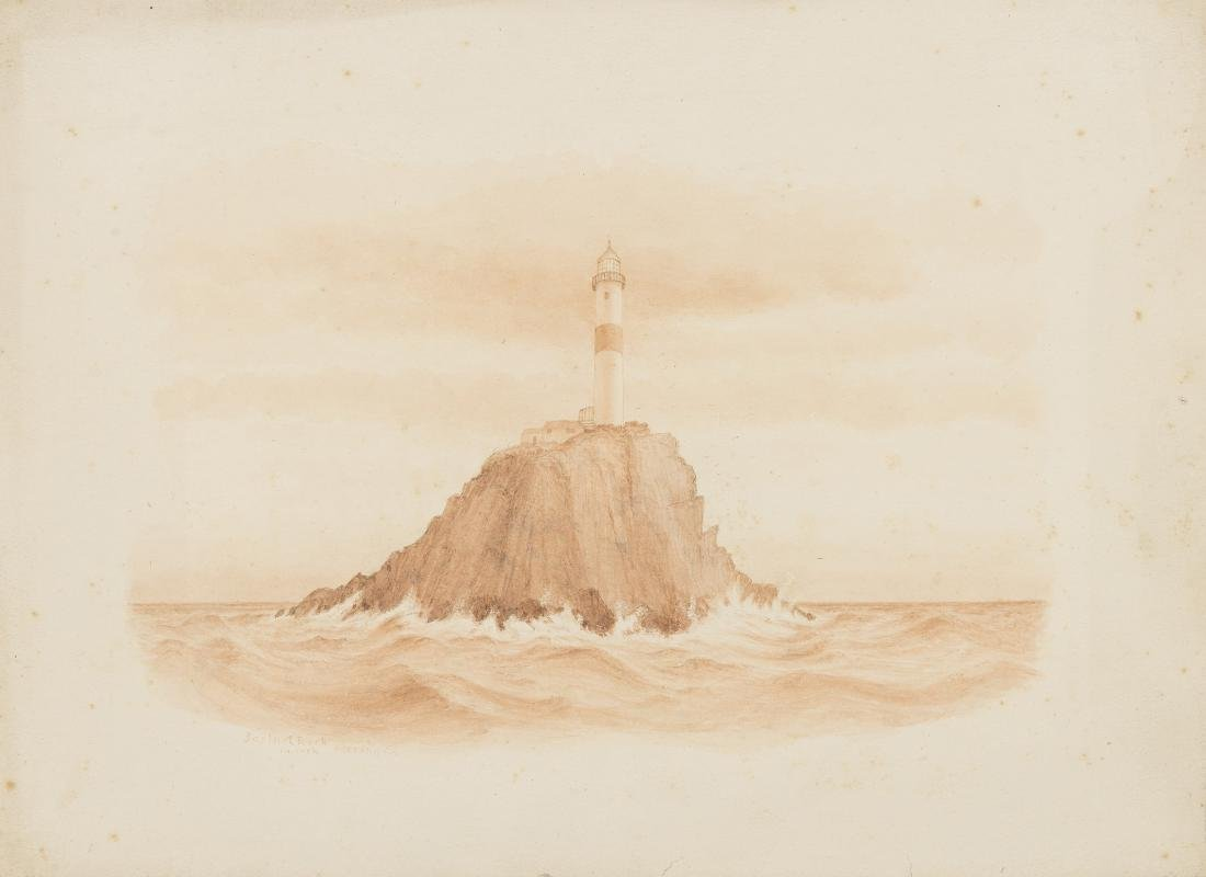 Ireland.- Lighthouses.- Lighthouses and Islands of