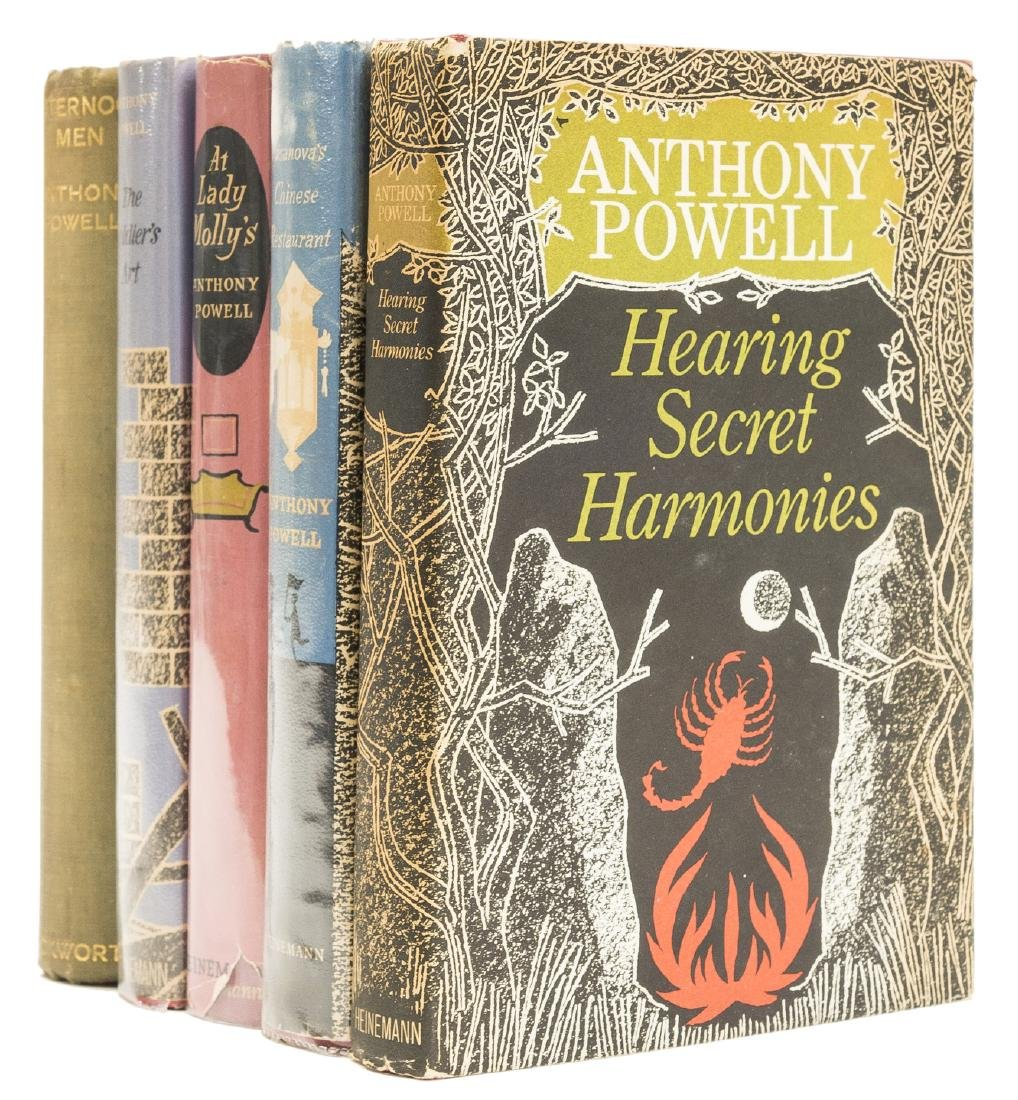 Powell (Anthony) Afternoon Men, first edition of the