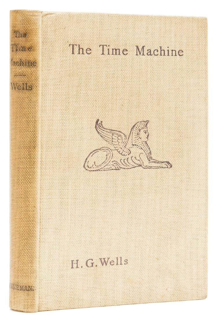 Wells  (H.G.) The Time Machine, first edition, first