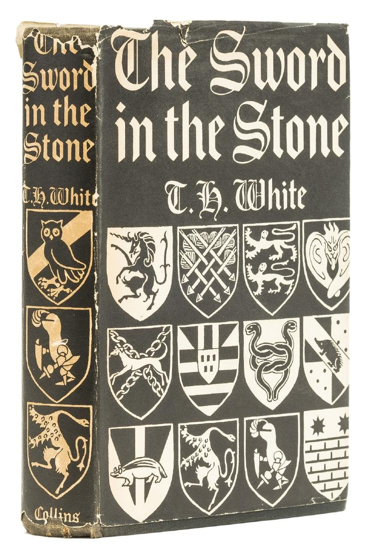 White (T.H.) The Sword in the Stone, first edition,