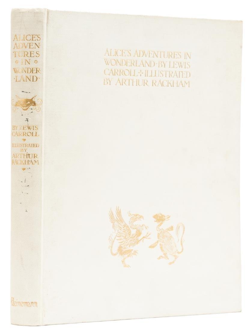 Rackham (Arthur).- Dodgson (Charles Lutwidge) Alice's