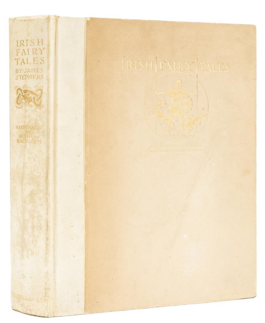 Rackham (Arthur).- Stephens (James) Irish Fairy Tales,