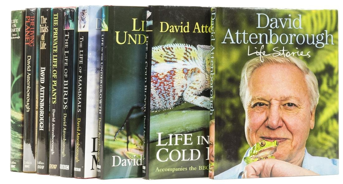 Attenborough (David) The Living Planet , first edition,