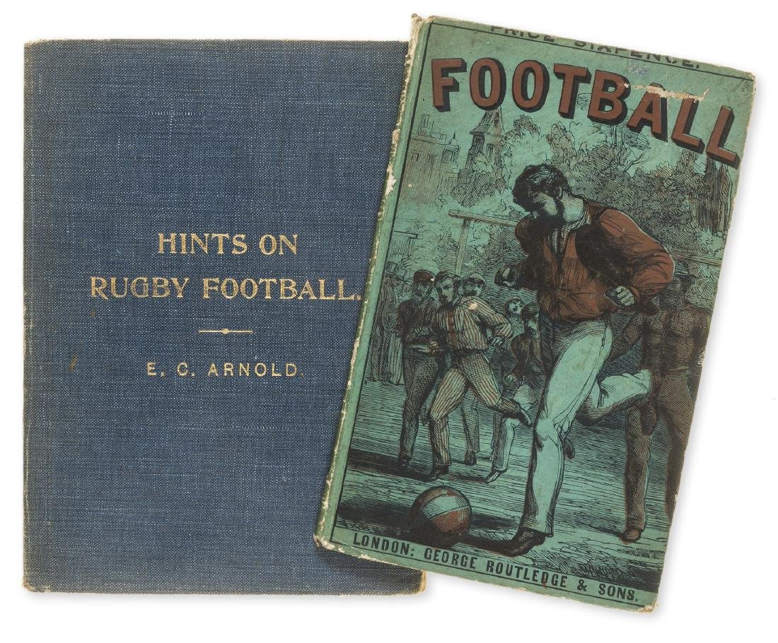 Rugby Football.-  Routledge's Handbook of Football,