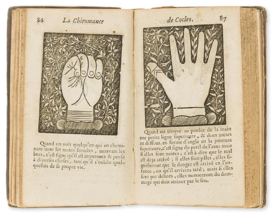 Physiognomy.- Della Rocca (Bartolomeo) La Physionomie