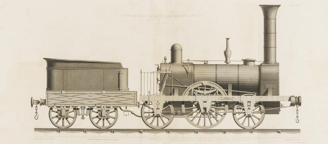 Steam Engines.- [Marshall (W.P.)] Description of the