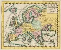Europe.- Taylor (Thomas) The Gentlemans Pocket