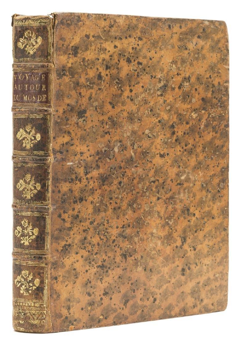 Voyages.- Bougainville (Louis-Antoine, Comte de) Voyage