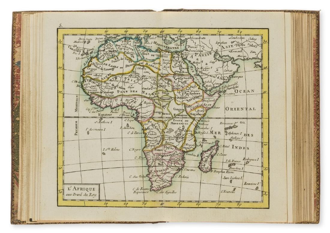 World.- Rizzi-Zannoni (Giovanni Antonio) Atlas
