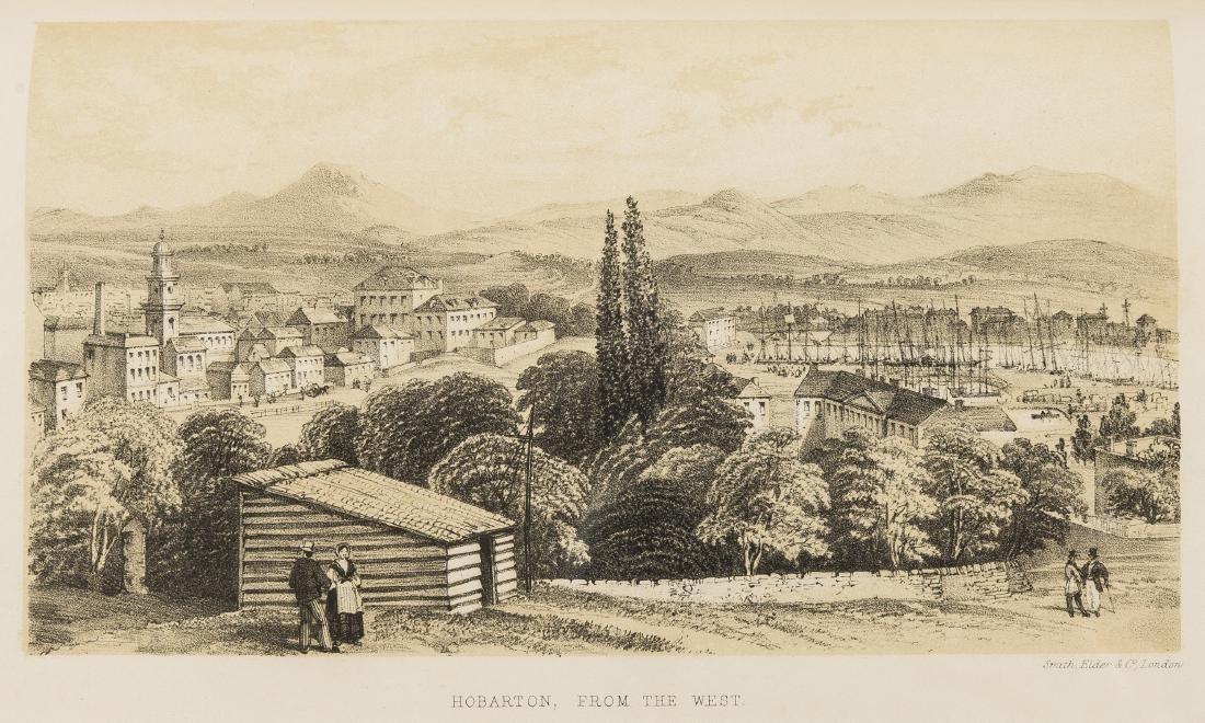 Australia.- Stoney (Capt. Henry Butler)  Residence in