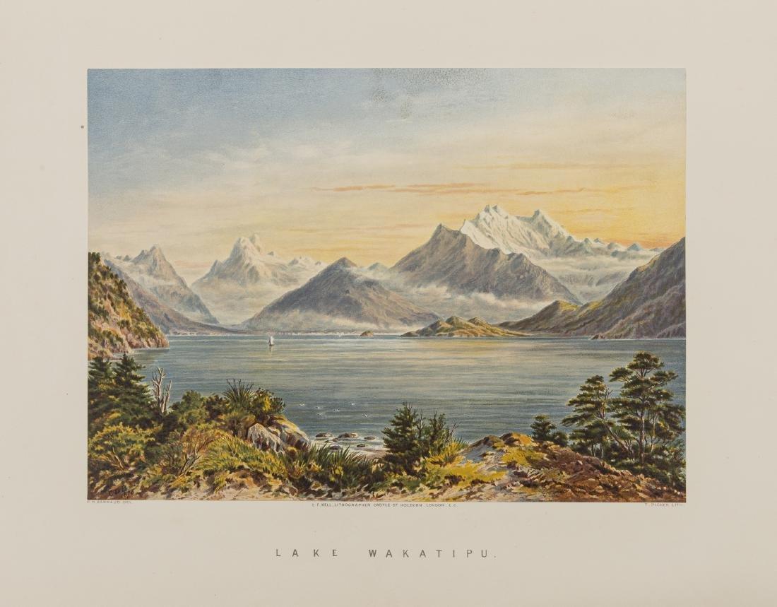 New Zealand.- Barraud (Charles Decimus) and