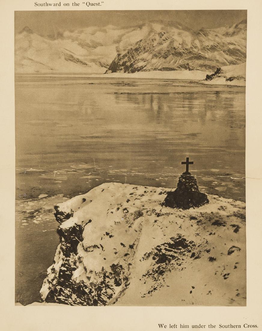 Polar.- Shackleton (Ernest H.).- Southward on the