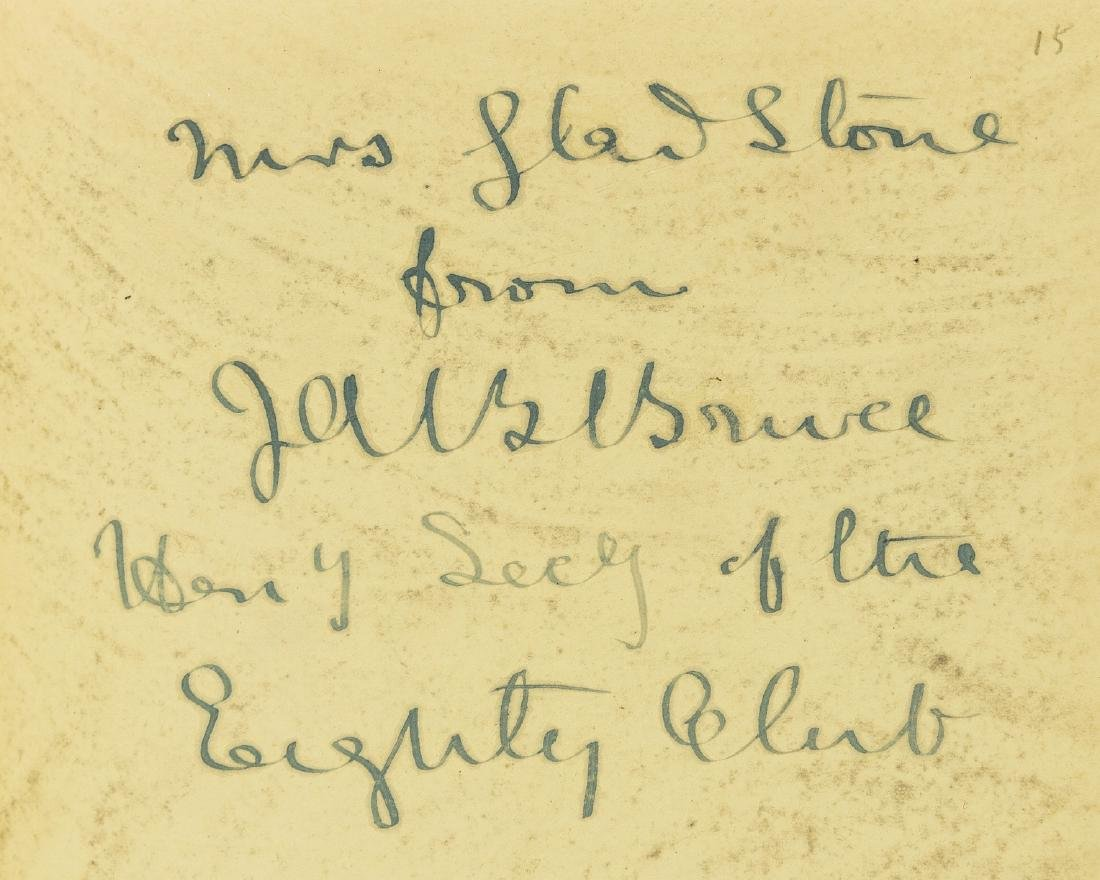 Ireland.- Home Rule Pamphlets.- Gladstone (William