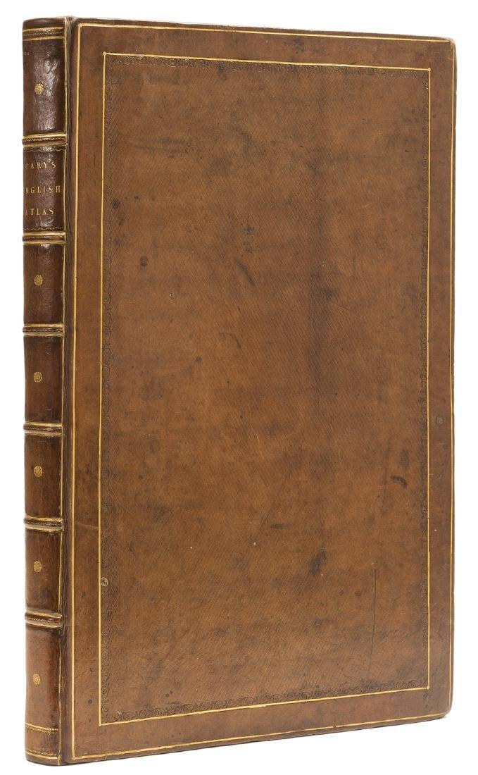 England.- Cary (John) New English Atlas, 1809.
