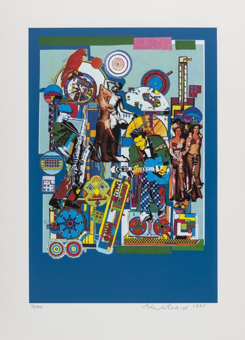 δ Eduardo Paolozzi (1924-2005)  Jazz
