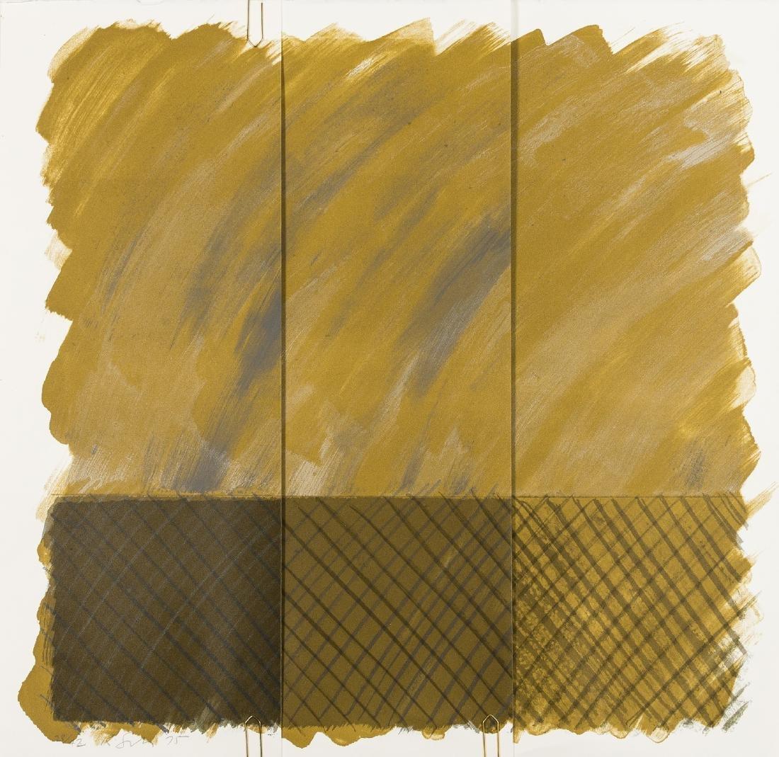 δ Richard Smith (1931-2016)  Folded Paper Clip III