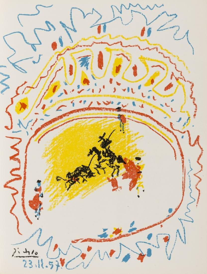 Pablo Picasso (1881-1973)  La Petite Corrida (Bloch 839;