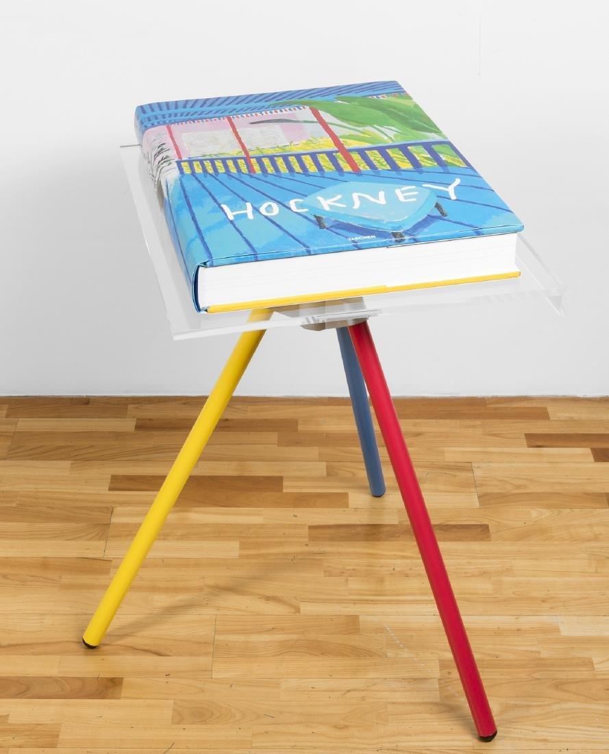 David Hockney (b.1937)  A Bigger Book