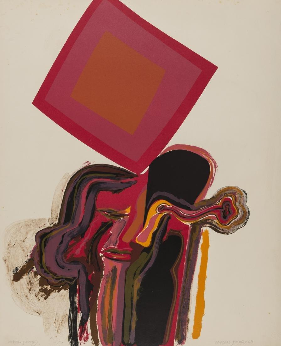 δ Allen Jones (b.1937)  Hermaphrodite Head (Lloyd