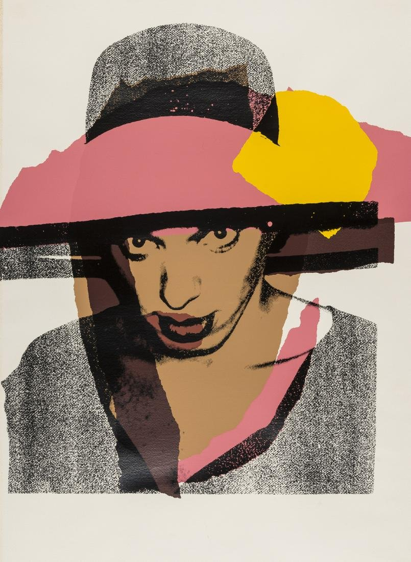 Andy Warhol (1928-1987)  Ladies and Gentlemen (Feldman