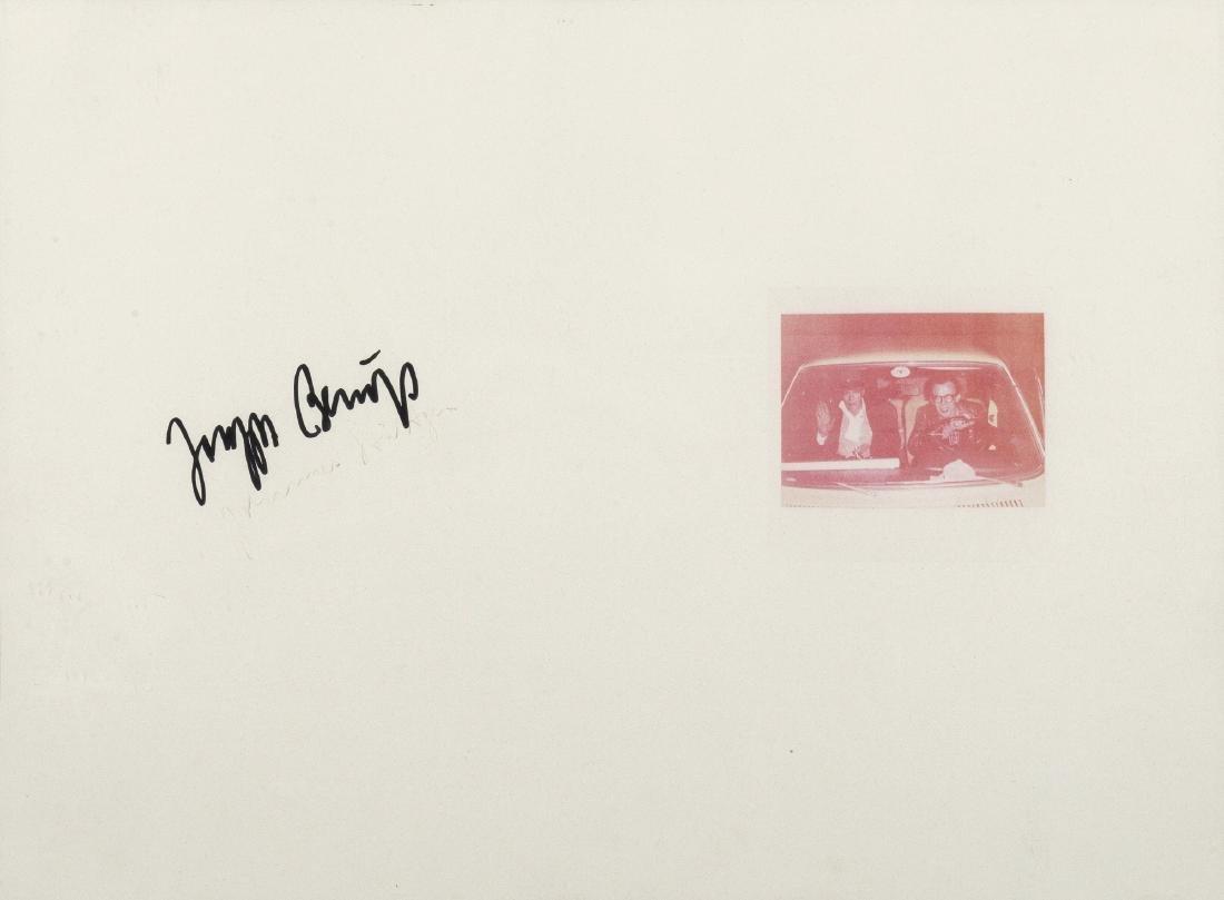 δ Joseph Beuys (1921-1986)  Stuttgen