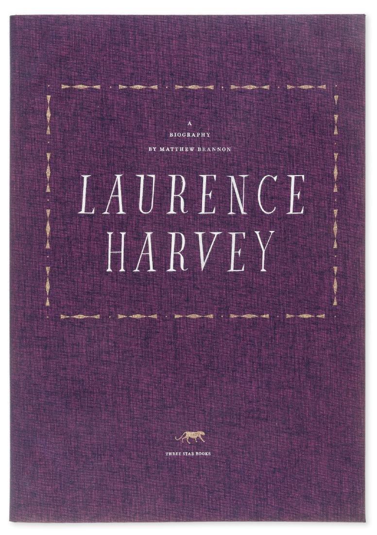 Matthew Brannon (b. 1971)  Laurence Harvey - Motion