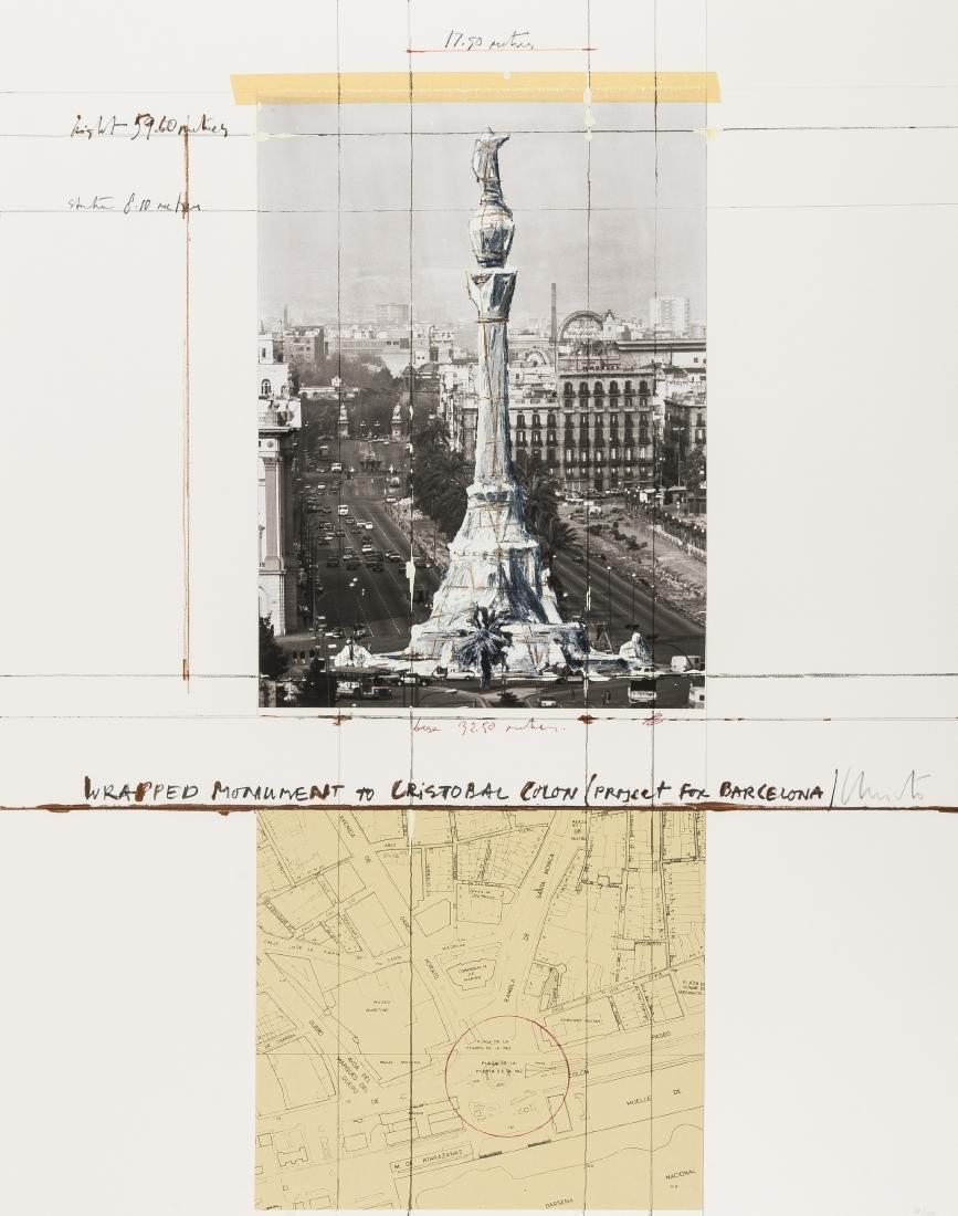 δ Christo & Jeanne Claude (b.1935; 1935-2009)
