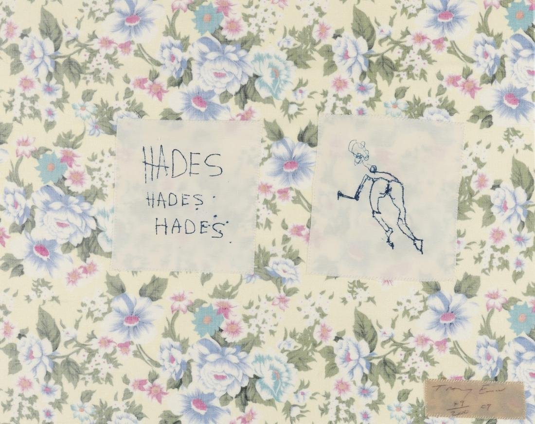 δ Tracey Emin (British, born 1963)  Hades Hades