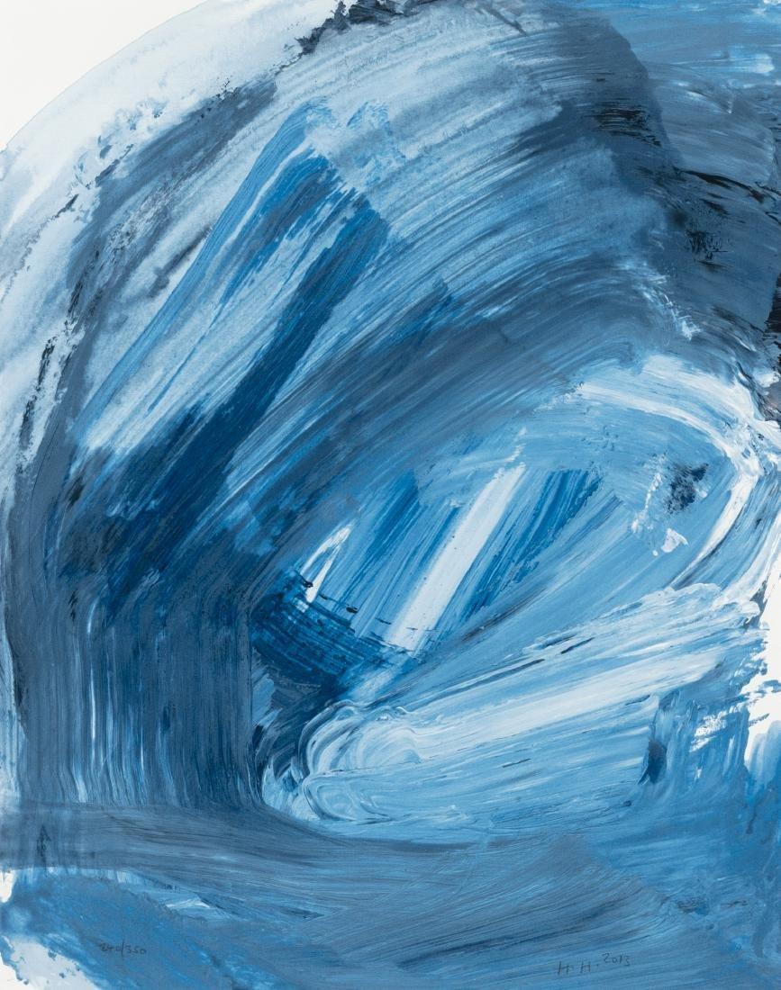 δ Howard Hodgkin (1932-2017)  Ice (not in Heenk)