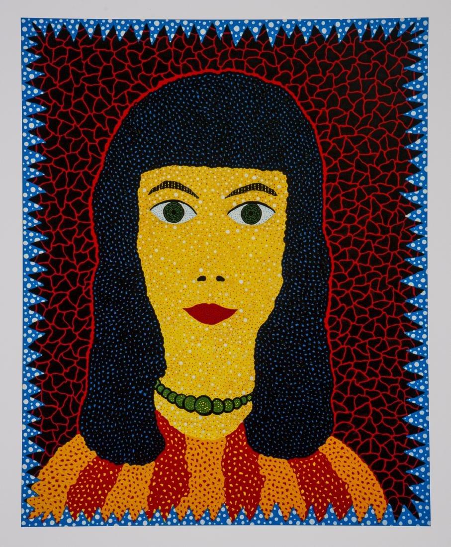 Yayoi Kusama (b.1929)  Alice
