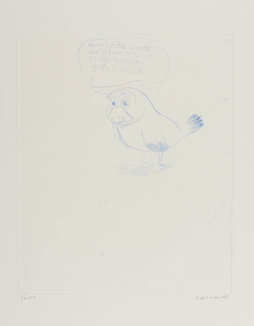 δ Daniel Richter (b.1962)  Little Doggy
