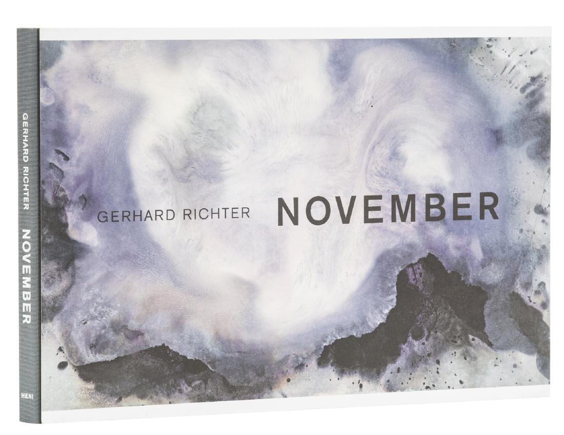 Gerhard Richter (b.1932)  November