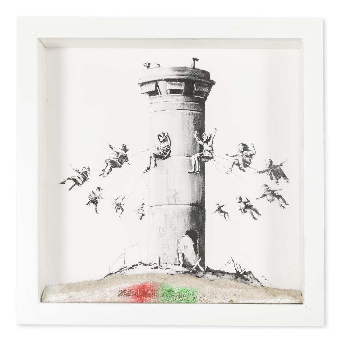 δ Banksy (b.1974)  Box Set