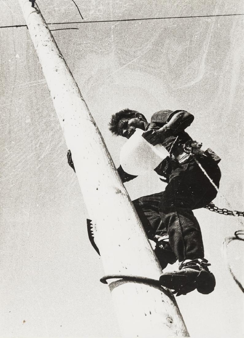 Alexander Rodchenko (1891-1956) The Electric Pole, Park