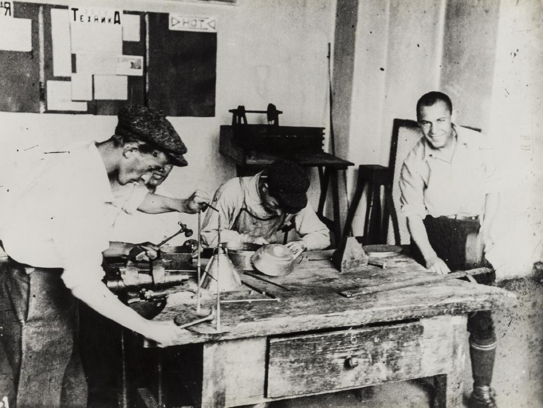Alexander Rodchenko (1891-1956) Rodchenko Flat's