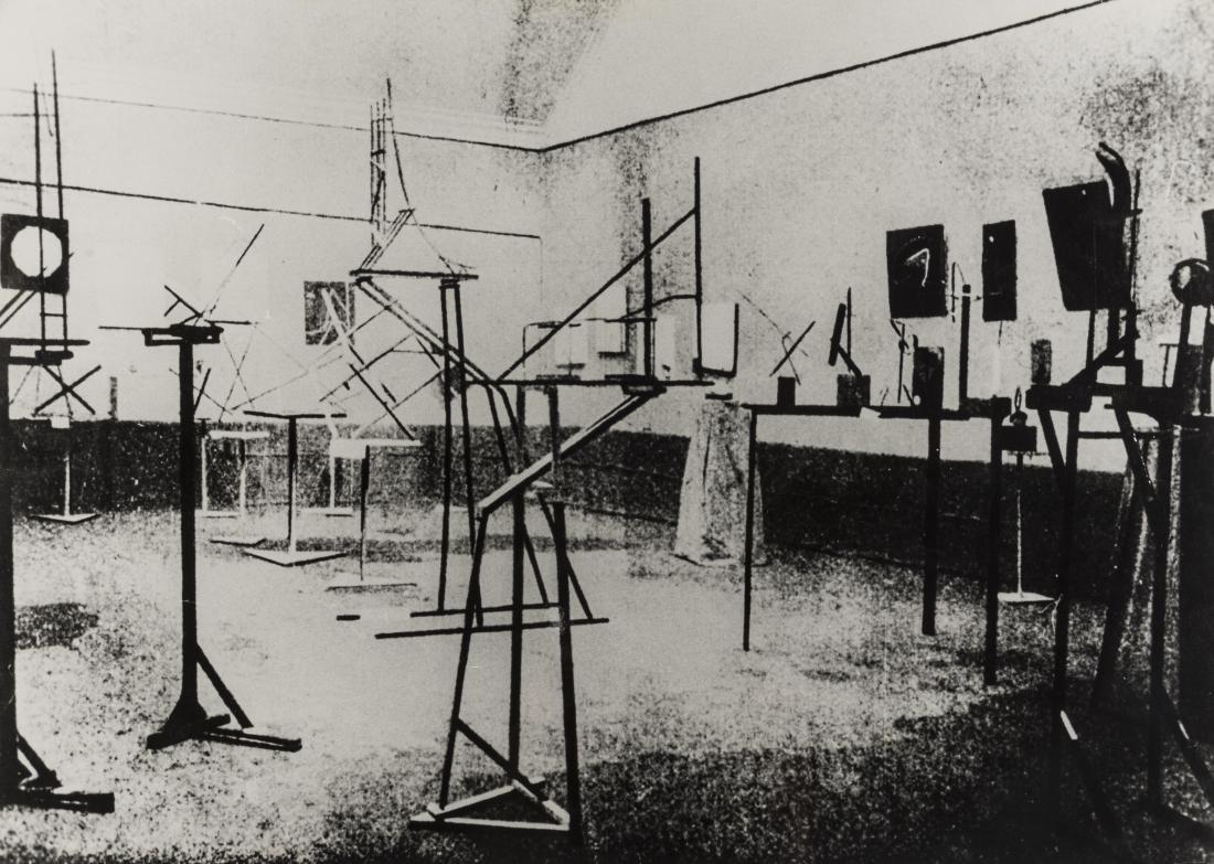 Alexander Rodchenko (1891-1956) Rodchenko Flat's - 2